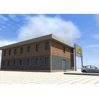 Buy cheap Prefabricated Commercial Prefab Buildings ISO CE For Hotel / Motel Residential from wholesalers