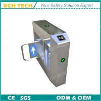 Wholesale Double Channel Waterproof  IP/TCP Full Automatic Swing Barrier Gate from china suppliers