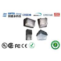 Buy cheap IP65 150W Led Wall Pack Light / Architectural Wall Lighting with PC + Aluminum Alloy from wholesalers