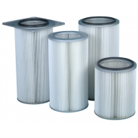 Wholesale Plasma Cutting Dust Collector PTFE Filter Cartridge from china suppliers
