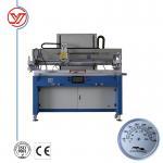 Buy cheap Unique Bearing Semi Automatic Silk Screen Printing Machine / Semi Auto Screen Printer from wholesalers