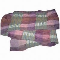 Buy cheap Cashmere-like Scarf, Customized Specifications are Accepted, Measuring 67x178 + 10x2cm from wholesalers
