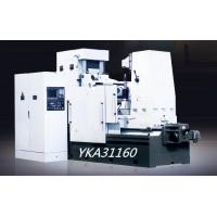 Buy cheap Horizontal CNC Gear Hobbing Machine For Straight Spur Gears, Six-Axis With Four-Linkage from wholesalers
