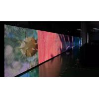 Buy cheap Customized P10 Outdoor Led Display Screen SMD3535 LED Type Good Consistency from wholesalers