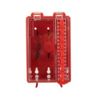 Buy cheap OEM Design Group Loto Box Combination Wall Mounted Group Lockout Box Tagout from wholesalers