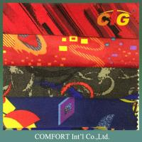 Buy cheap Classic Printing Auto Upholstery Fabric 200 - 230gsm 150cm Width from wholesalers