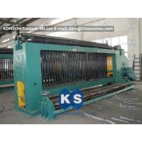 Buy cheap Automatic Gabion Box Hexagonal Wire Netting Machine High Speed 3.5 Meter Per Minute from wholesalers