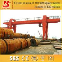 Buy cheap overhead gantry crane Rail-mounted Double Girder Excellent gantry crane from wholesalers