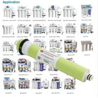 Buy cheap 0.0001 Micron 4 Stage Reverse Osmosis Replacement Filters96-98% Stable Rejection product