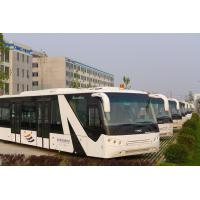Wholesale Customized 77 Passenger Alloy Steel Airport Passenger Bus Aero Bus from china suppliers