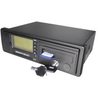 Buy cheap SD Card Digital Tachograph , Vehicle Driving Data Recorder With Printer from wholesalers