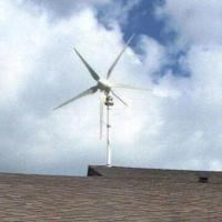 1.5kW roof-top residential wind turbine, 2m/s breeze up, 700rpm rated rotor speed Manufactures
