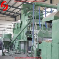 5.5 M Nonwoven Waste Felt Making Machine With CE / ISO9001 Certificate Manufactures