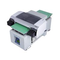 Buy cheap Professional UV Flatbed Inkjet Printer with LED UV Curing For Cabinet/ Boards from wholesalers