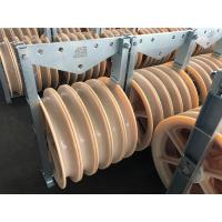 Buy cheap Corrosion Resistant 508mm Wire Rope Pulley Block from wholesalers