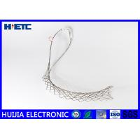 Buy cheap Antenna Wire Mesh Pulling Grips , Stainless Steel 304 Wire Pulling Socks With Grips from wholesalers