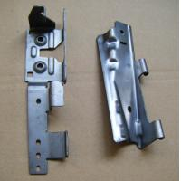 Hot / Cold Rolled Metal Stamping Parts Grinding / Milling For Home Appliance Manufactures
