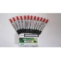 Wholesale JUNCAI JC-1000 red and black colour // plastic poles // whiteboard pen from china suppliers
