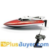 Buy cheap Slice of Life - RC Speed Boat (30Km/h, 8G Servo, 50 Meter Range) from wholesalers