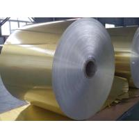 Buy cheap Hydrophilic Coating Aluminium Foil Roll Width 100mm-1600mm For Air Conditioner from wholesalers