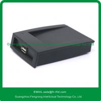 Buy cheap RFID contactless smart card reader/writer with USB,125KHZ/13.56MHz reader from wholesalers