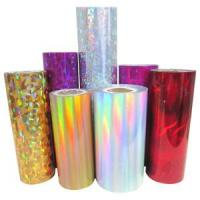 Buy cheap Holographic Foil for Packaging from wholesalers