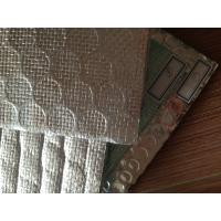 Buy cheap Reflective Bubble Wrap Heat Insulation With Cloth Heat Insulation Materials 1.2x30m from wholesalers