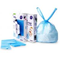 Buy cheap HDPE Disposable Fragranced Nappy Sacks , Waterproof Baby Diaper Poop Bags from wholesalers