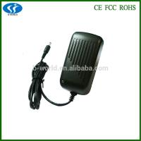 Buy cheap dc ac power adapter 12v 1a 1.5a 2a 5V 1A 2A 110v-240v AC to DC for LED from wholesalers