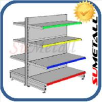Buy cheap Gondola shelves | gondola shelf | gondolas shelving | retail gondola shelving from wholesalers