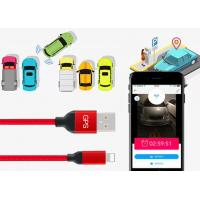 Buy cheap 2018 new developed multifunction Intelligent GPS Positioning Data Cable GPS usb Cable For iphone from wholesalers