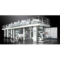 Buy cheap Tobacco Aluminum Automatic Foil Stamping Machine Backing Paper Coating Equipment from wholesalers