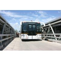 Buy cheap Professional Wide Body Tarmac Coach Airport Apron Bus 12250kgs Curb Weight from wholesalers
