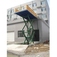 Buy cheap 2700kg Safe performance car lift parking equipment Easy operation from wholesalers