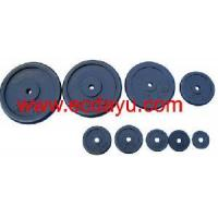 Buy cheap Dumbbell / Black Cast Iron Weight Plate (DY-WP-011) from wholesalers