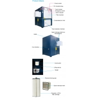 Buy cheap Laser Cutting Plasma Fume Extractor 7.5kW 6500m3/H from wholesalers