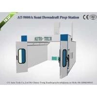 Buy cheap 2015 New AT-9000A Semi Downdraft Spray Booth, paint booth,Exhaust Air from Back from wholesalers