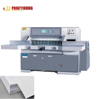 Buy cheap Hydraulic A2 A3 A4 Guillotine Paper Cutting Machine from wholesalers
