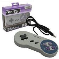 Buy cheap SNES - Controller - Wired - PC USB Compatible - Classic Style from wholesalers