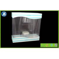 Buy cheap Sticker Pringting Plastic Blister Packaging  , Cosmetic PET Folding Blister Tray Clear Boxes from wholesalers