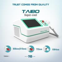 Buy cheap 808nm 755nm 1064nm Diode Laser Hair Removal Skin Rejuvenation Equipment from wholesalers