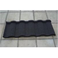 Buy cheap Durable Metal Double Roman Roof Tiles Villa Roofing Tiles Heat Resistance from wholesalers