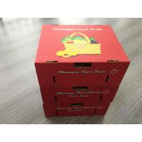 Wholesale Corrugated Board Fruit Carton Box from china suppliers