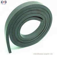 Buy cheap Anisotropic Rubber magnet strip for elevator car leveling from wholesalers