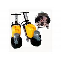 1 Phase Marble Granite Floor Polishing Machine , Concrete Floor Polisher Manufactures
