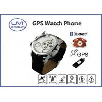 Buy cheap GPS / AGPS Dual Mode Personal GPS Trackers Real Time With Bluetooth And SOS from wholesalers