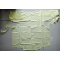 Buy cheap Disposable Sms Impervious Ap Gown from wholesalers