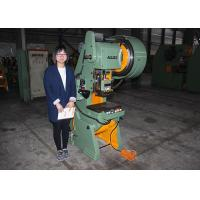 Buy cheap 25 Ton Single Column Hydraulic Power Press Machine C Frame CE ISO Certification from wholesalers