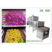 Buy cheap Chrysanthemum Flower Lotus Tea Leaf Drying Machine Water Removing Device from wholesalers