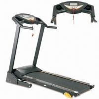 Buy cheap Manual Incline Motorized Treadmill from wholesalers
